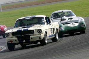 Shelby Mustang GT350 and Lotus