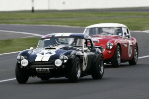 Shelby AC Cobra and Austin Healey 3000 Mk I