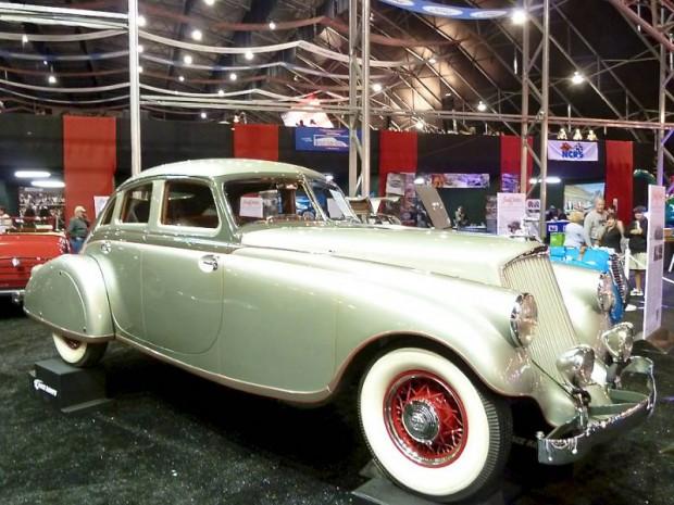1933 Pierce-Arrow Silver Arrow for sale