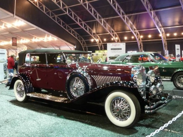 1929 Duesenberg Model J Convertible Berline, Body by Murphy