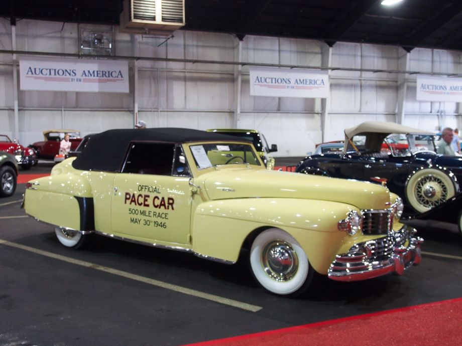 Auctions America Auburn Fall 2014 - Auction Report