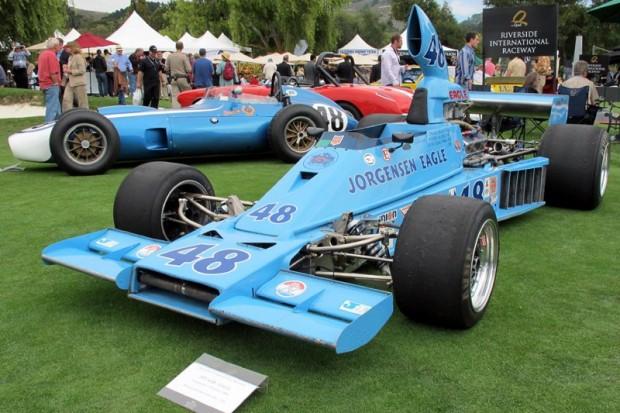 1975 AAR Eagle Jorgensen Formula 5000 - Malloy Foundation, Inc.  Photo William Edgar