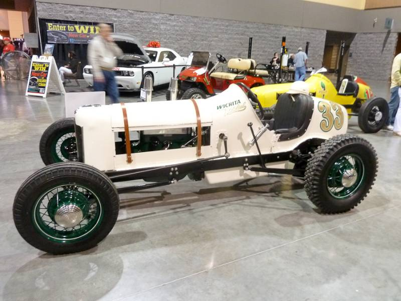 Branson Collector Car Spring 2013 - Auction Report