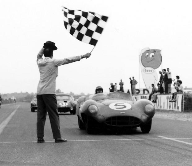 Carroll Shelby, Aston Martin DBR1, 1959 24 Hours of Le Mans