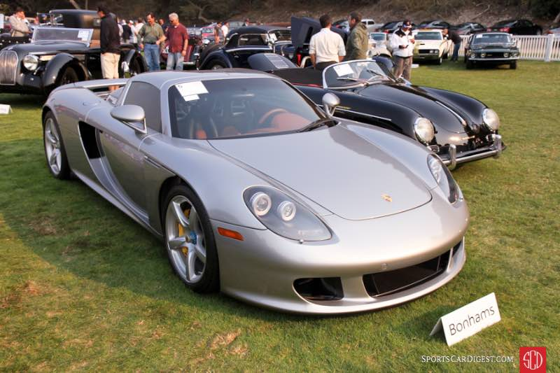 2005 Porsche Carrera GT Coupe