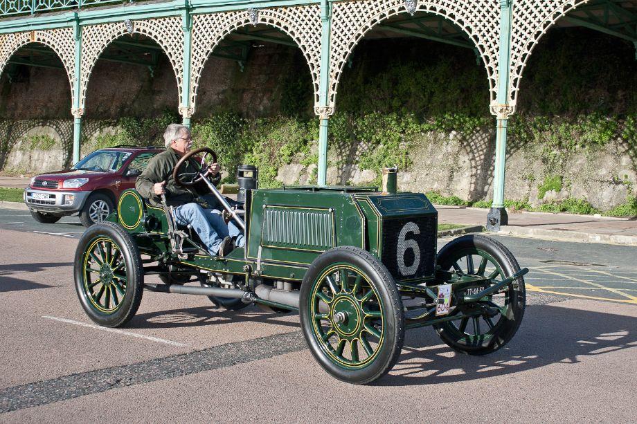 1904 Napier 100HP