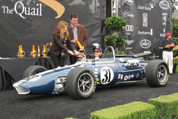 1966 IndyCar AAR Eagle