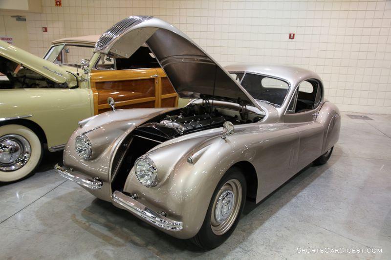 1954 Jaguar XK 120 Fixed Head Coupe