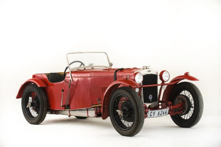 1932 Frazer Nash TT Replica Roadster, Body by Compton
