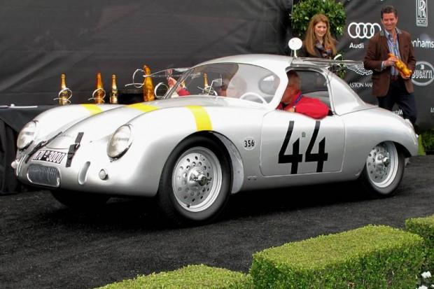 1952 Glockler-Porsche