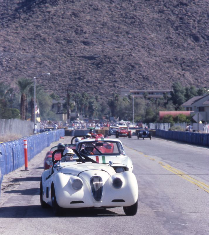 Palm Springs Vintage Grand Prix - Race History, Profile & Photos