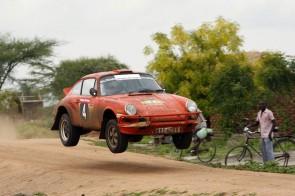 Porsche 911 of Bjorn Waldegard