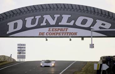 1989 Le Mans 24 Hours-Winning Sauber-Mercedes C 9 of Jochen Mass, Manuel Reuter and Stanley Dickens