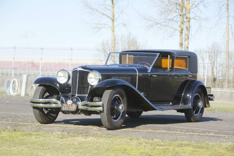 1930 Cord L-29 Town Car