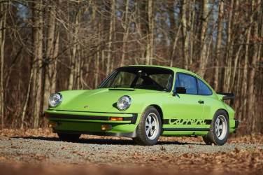 1975 Porsche 911 Carrera 2.7 Coupe