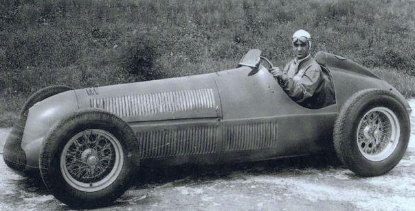 Alfa Romeo Tipo 158 'Alfetta'