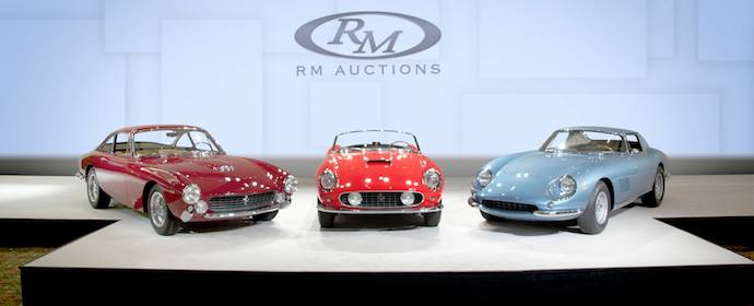 RM Auctions Arizona (photo: RM Auctions)