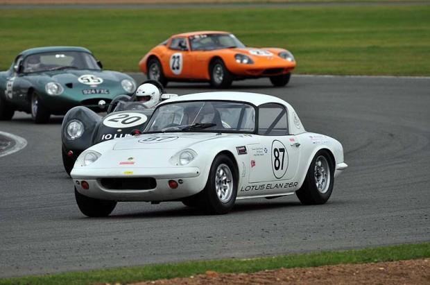 Al Flemimg 1963 Lotus Elan 26R