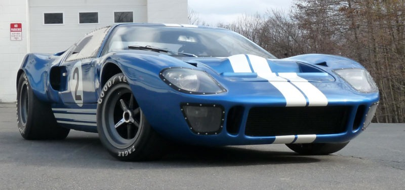 Alan Mann Ford GT40 Mk I – Profile, History, Photos and