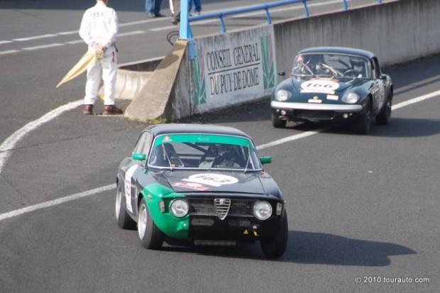 Alfa Romeo GTA, Lotus Elan