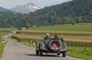 1933 Alfa Romeo 8C 2300 Touring Spider s/n 2211055
