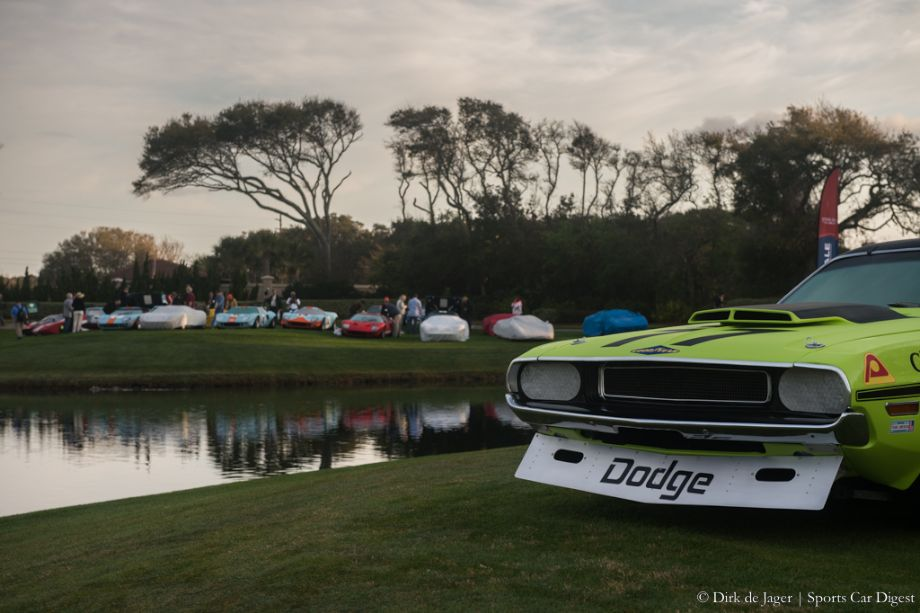 1970 Dodge Challenger Trans Am, ex-Sam Posey