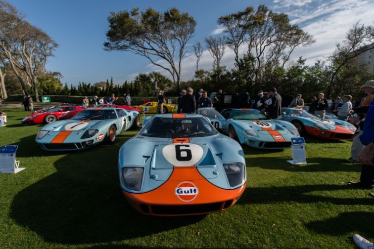 1968 Ford GT40, chassis P/1075