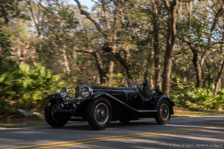 1931 Mercedes-Benz SSK
