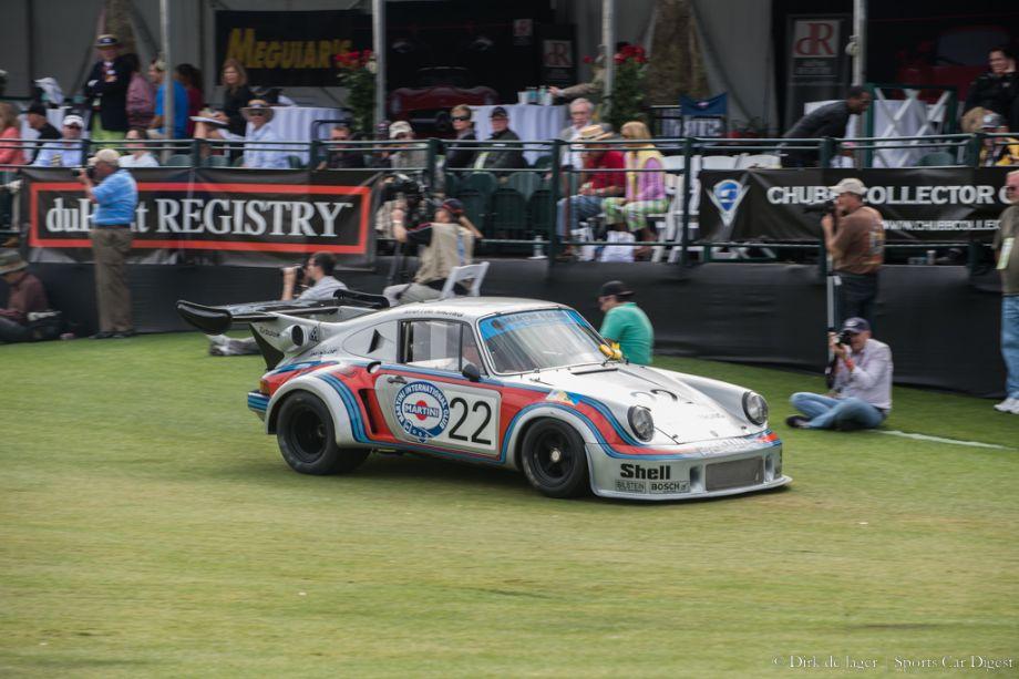 1974 Porsche 911 RSR 2.14 Turbo R13