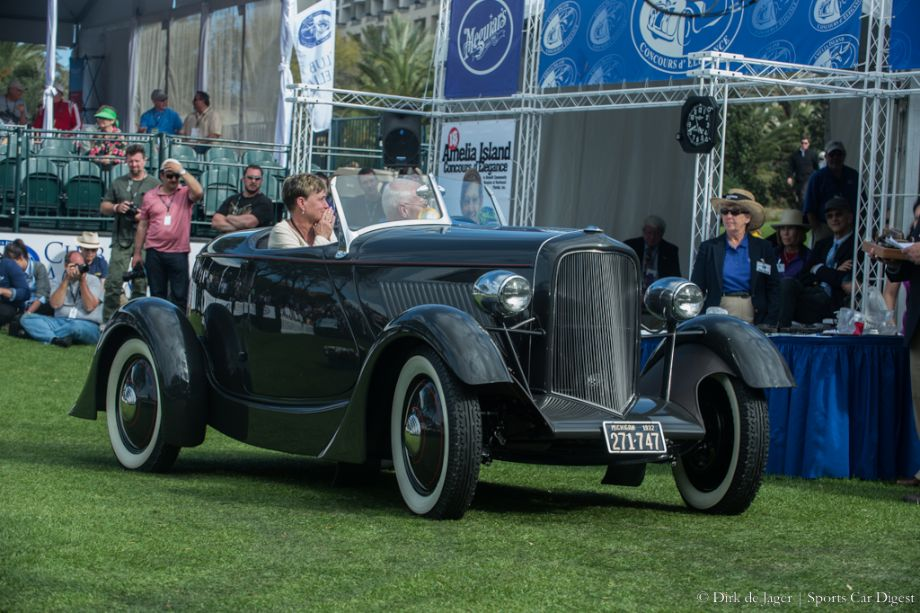 1932 Ford Boat Tail Speedster