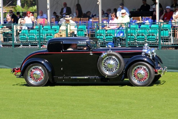 1930 Stutz Lancefield Supercharged Coupe