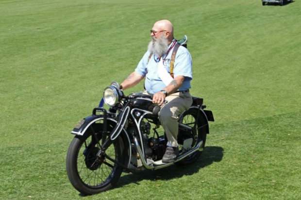 1931 BMW R-2 Motorcycle