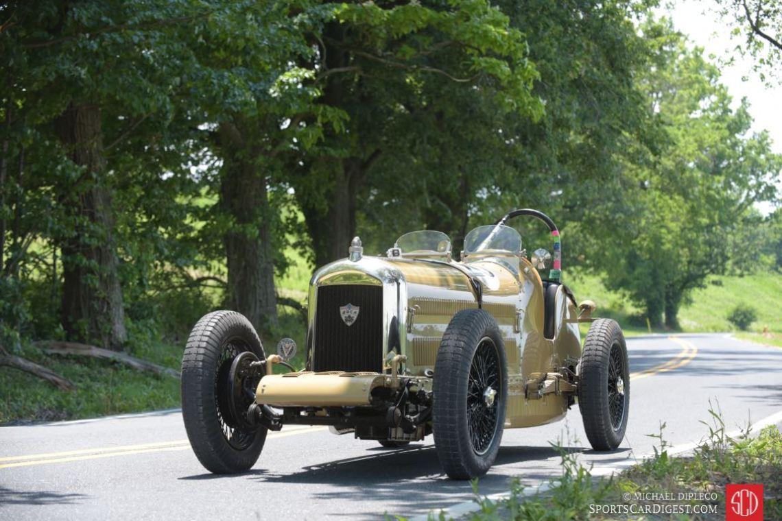 1935 Ford Amilcar.