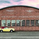 Heritage Showroom at Aston Martin Works