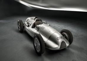 Auto Union twin-supercharger Type D