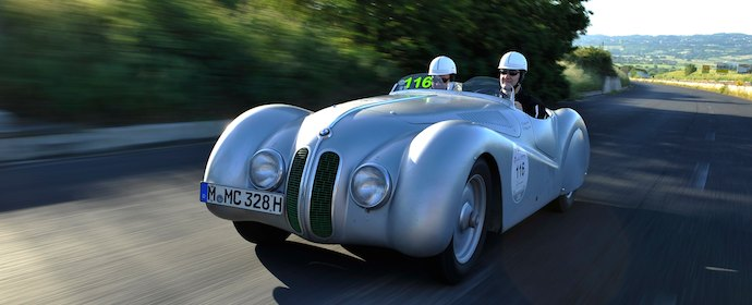 1939 BMW 328 Mille Miglia Roadster