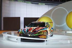 Jeff Koons BMW M3 GT2, 2010