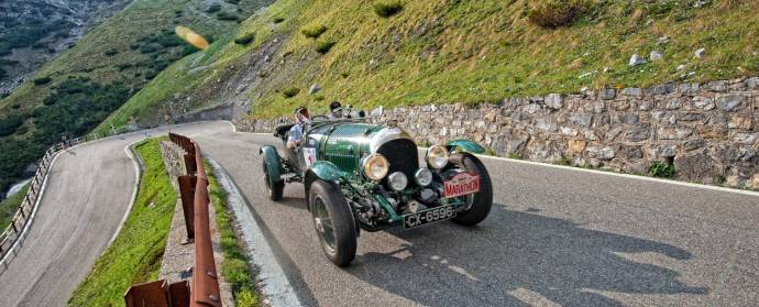 1924 Bentley 3/4 1/2 Litre (photo: F&R Rastrelli)