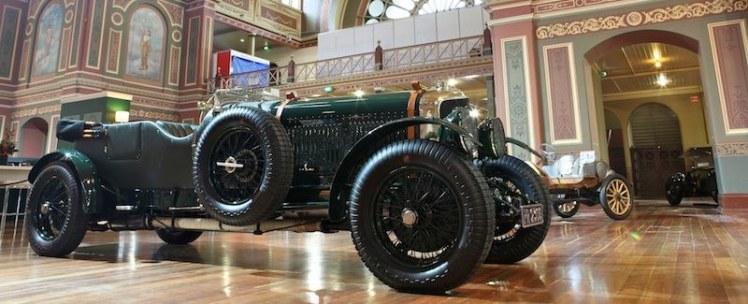 Bentley Speed Six picture