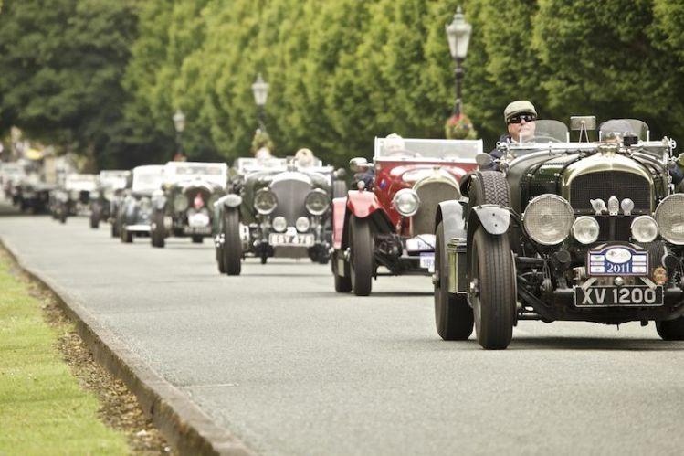 Bentley Drivers Club Tour Headed to Crewe Headquarters