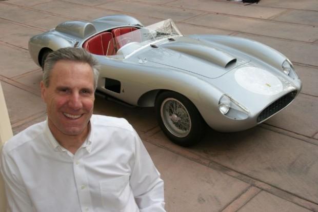 Bruce Meyer, 1957 Ferrari 625 TRC Spider, John Von Neumann