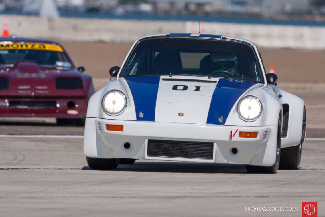 1977 Porsche 911 RSR - Cameron Healy