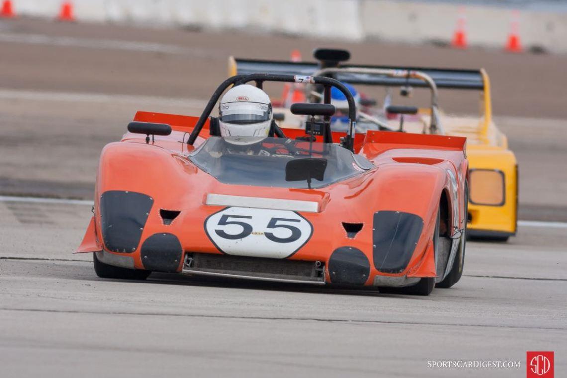 1971 Lola T212 - Philippe Reyns
