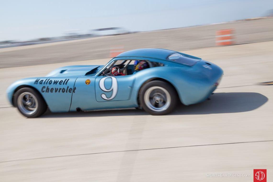1964 Kellison J4 - Rory Rinehold