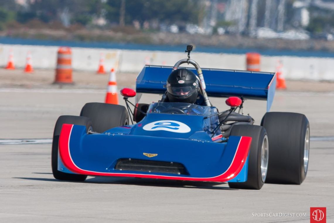 1974 Chevron B27 - James Sparks