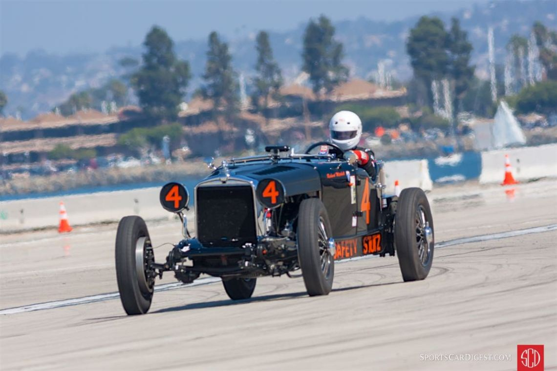 1929 Stutz Blackhawk - Richard Mitchell