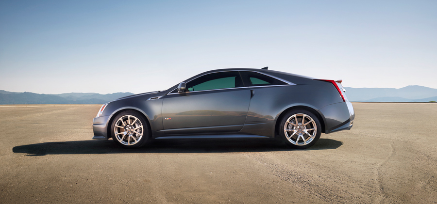 2013 Cadillac CTS-V Coupe - Driving Report, Car Review