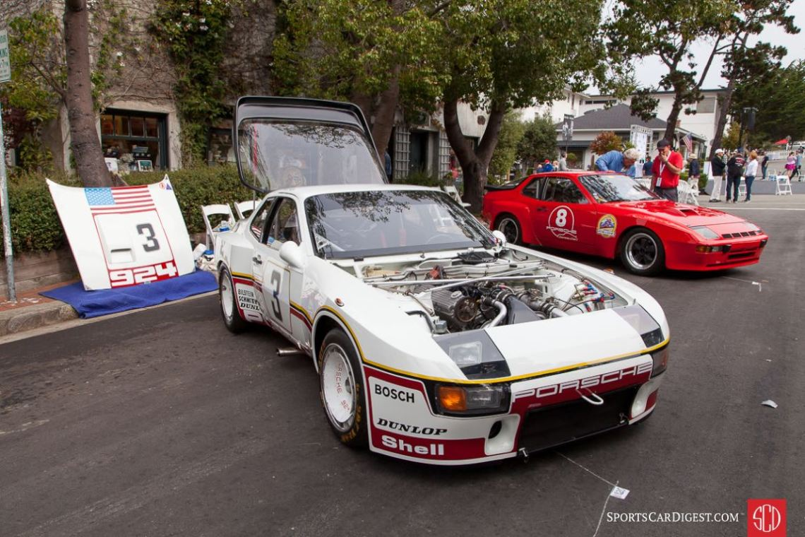 James Edwards -1980 Porsche 924 Carrera GTR