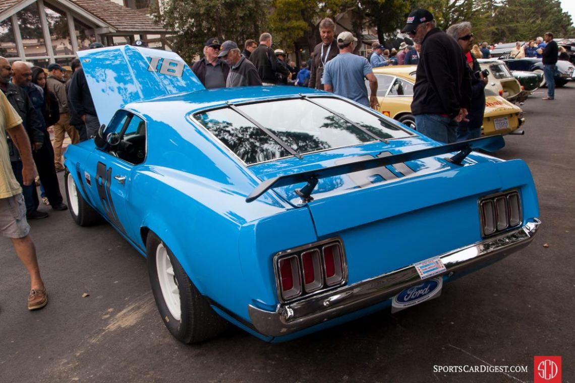 Robert Canepa - 1970 Ford Mustang Boss 302