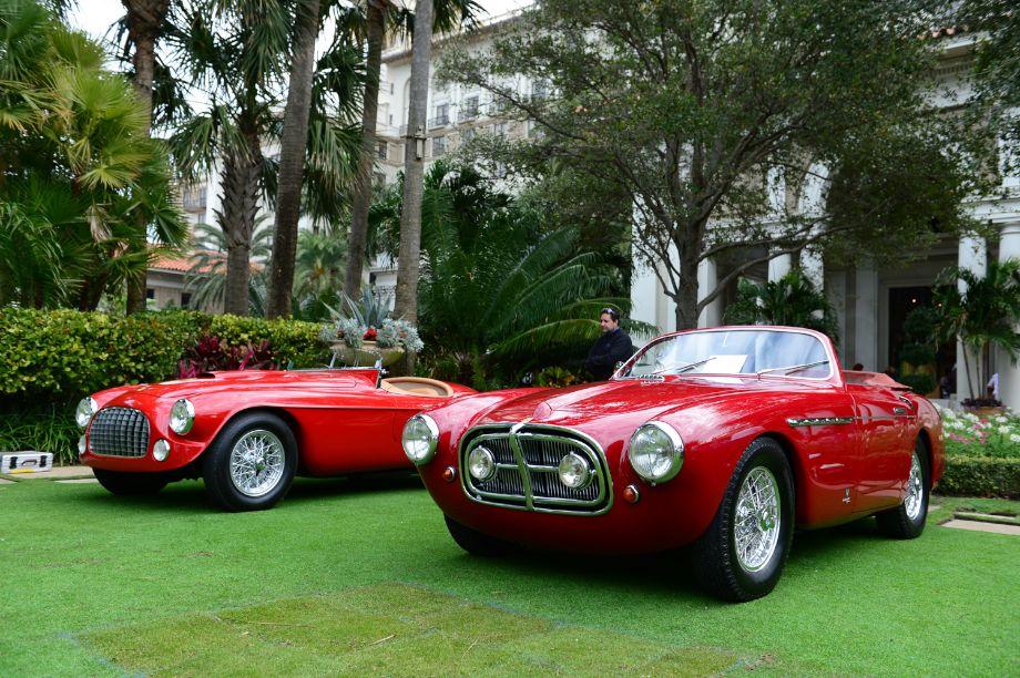 1951 Ferrari 212 Export Vignale Cabriolet Serial #0106 E